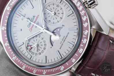 Omega Speedmaster Moonphase Platinum LE1001